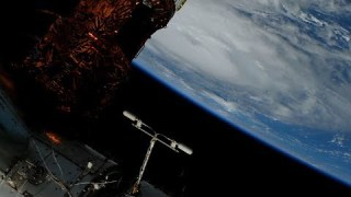 Hurricane Michael From Space on October 9