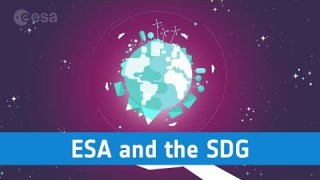 ESA and the Sustainable Development Goals