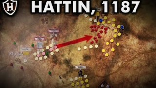Battle of Hattin, 1187 ⚔️ Saladin's Greatest Victory – معركة حطين