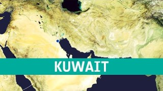 Earth from Space: Kuwait
