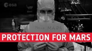 ExoMars – Protection for life on Mars
