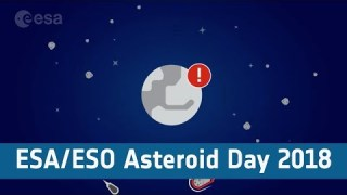 ESA/ESO Asteroid Day 2018 webcast (replay)