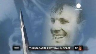 ESA Euronews: First Man in Space