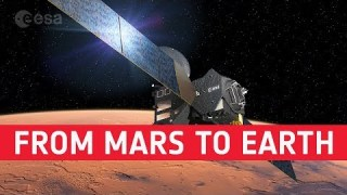 From Mars to Earth
