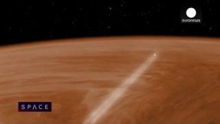 ESA Euronews: A la rencontre de notre voisine Vénus