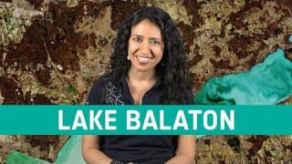 Earth from space: Lake Balaton