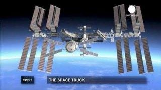 ESA Euronews: O camião espacial