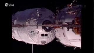 ATV-3 launch & docking video highlight