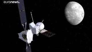ESA Euronews: Partindo para Mercúrio com BepiColombo