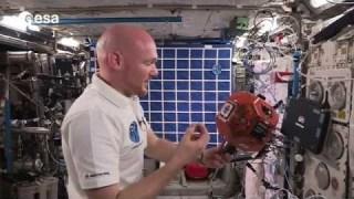 Demonstrating Rosetta's Philae lander on the Space Station (short version)