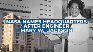 NASA names headquarters after Hidden Figure Mary W. Jackson