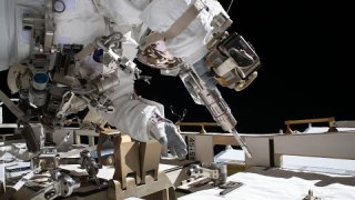 A Mighty Powerful Spacewalk Outside the Space Station on This Week @NASA – July 3, 2020