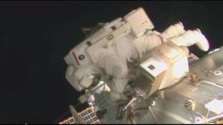 Power Spacewalk on This Week @NASA – October 17, 2014