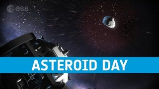ESA Asteroid Day