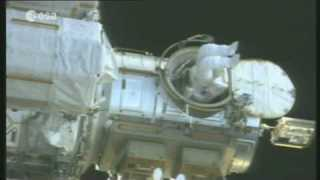 STS-128 mission with Christer Fuglesang