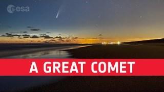 From Comet NEOWISE to Comet Interceptor