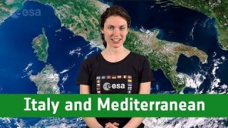 Earth from Space: Italy and Mediterranean