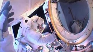 Tim's spacewalk highlights