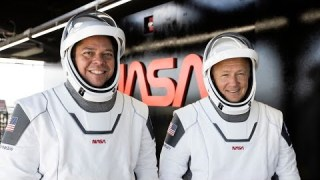 LIVE VIDEO: Astronauts Return to Earth from Space