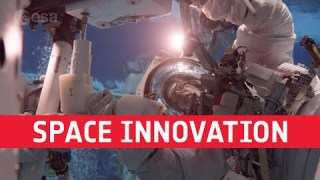 Thomas and Matthias astro chats: space innovations | Episode 3