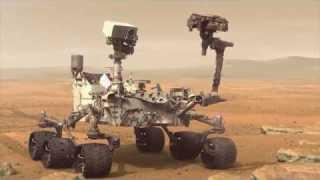 Ancient Organics Discovered on Mars