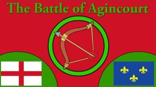 The Battle of Agincourt (1415)
