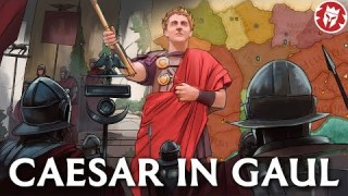 Caesar in Gaul – Roman History DOCUMENTARY