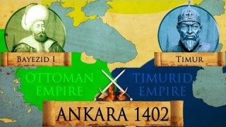 Battle of Ankara 1402 Ottoman – Timurid War DOCUMENTARY