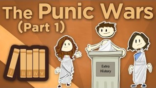 Rome: The Punic Wars – The First Punic War – Extra History – #1