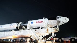 Mission Update: NASA's SpaceX Crew-1 Launch