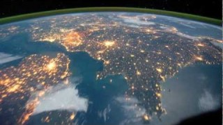 The View from Space – Earth's Countries and Coastlines