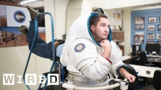 I Crashed NASA's Astronaut Training | OOO with Brent Rose | WIRED