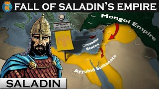 Why did the Ayyubid Empire Collapse?