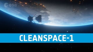 Earth's first space debris removal mission