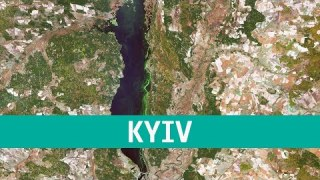 Earth from Space: Kyiv, Ukraine