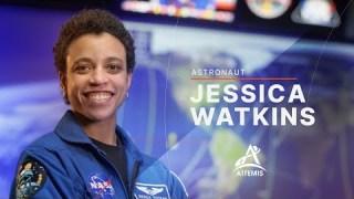 Meet Artemis Team Member Jessica Watkins