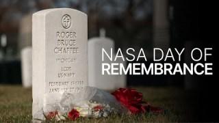 NASA Day of Remembrance at Arlington National Cemetery