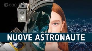 L'ESA cerca nuove astronaute e nuovi astronauti