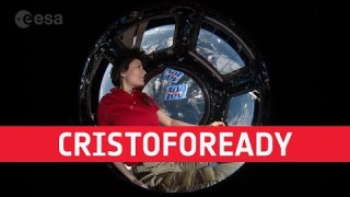 Second spaceflight for Samantha Cristoforetti | Media Event