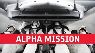 Thomas Pesquet's Alpha mission