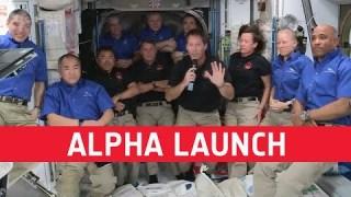 Training to docking | Mission Alpha