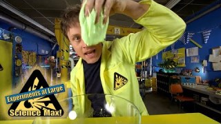 Science Max |BUILD IT YOURSELF |SLIME |Polymers |School Project