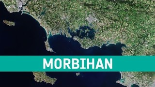 Earth from Space: Morbihan, France