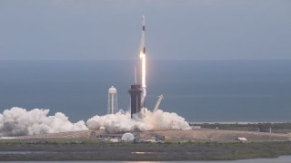 Watch SpaceX Launch Research & Supplies to the International Space Station
