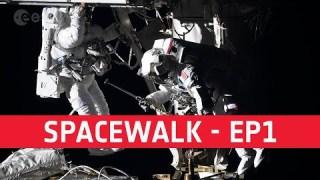 Spacewalk season timelapse, episode 1