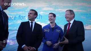 ESA Euronews: Salón Internacional de la Aeronáutica de París