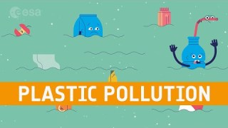 Keeping an eye on ocean plastic pollution…from space!