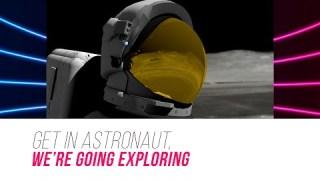 Get in Astronaut, We're Going Exploring