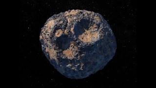 NASA Psyche Mission: Charting a Metallic World