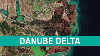 Earth from Space: Danube Delta